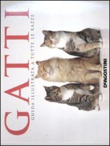 Libro Gatti. Guida illustrata a tutte le razze Louisa Somerville