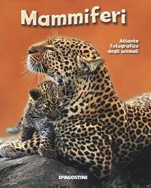 Camfeed.it Mammiferi. Atlante fotografico degli animali Image