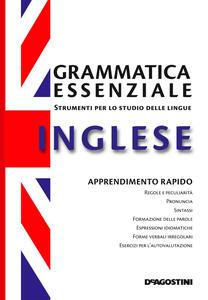 Grammatica essenziale. Inglese - M. Cohen - ebook