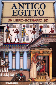 Libro Antico Egitto. Libro pop-up