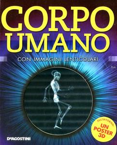 Libro Corpo umano. Con immagini lenticolari. Con poster