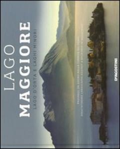 Libro Lago Maggiore, lago d'Orta e laghi minori. Ediz. italiana e inglese Donatella Volpi
