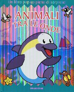 Libro Animali tra le onde. Libro pop-up Derek Matthews