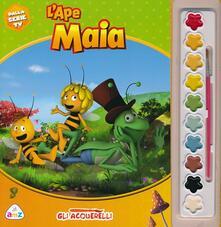 L' Ape Maia. Gli acquerelli. Con gadget