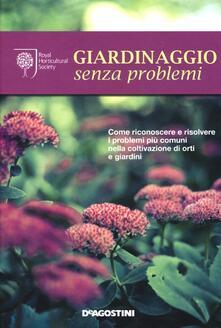 Giardinaggio senza problemi - copertina