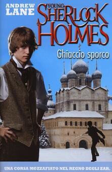 Winniearcher.com Ghiaccio sporco. Young Sherlock Holmes Image