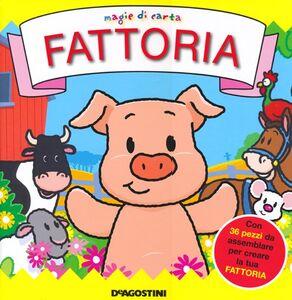 Libro Fattoria. Magie di carta Rachel Williams , Derek Matthews