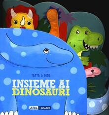 Antondemarirreguera.es Insieme ai dinosauri. Teste & code Image