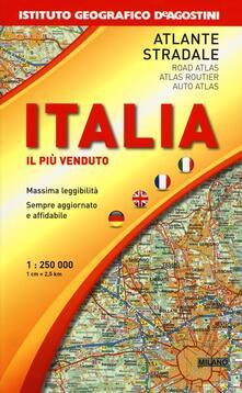 Atlante stradale Italia 1:250.000 2013-2014 - copertina