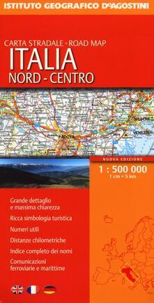 Italia. Nord-centro 1:500.000 - copertina