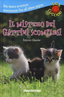Ipabsantonioabatetrino.it Il mistero dei gattini scomparsi. S.O.S. cuccioli Image