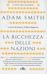 Libro La ricchezza delle nazioni Adam Smith