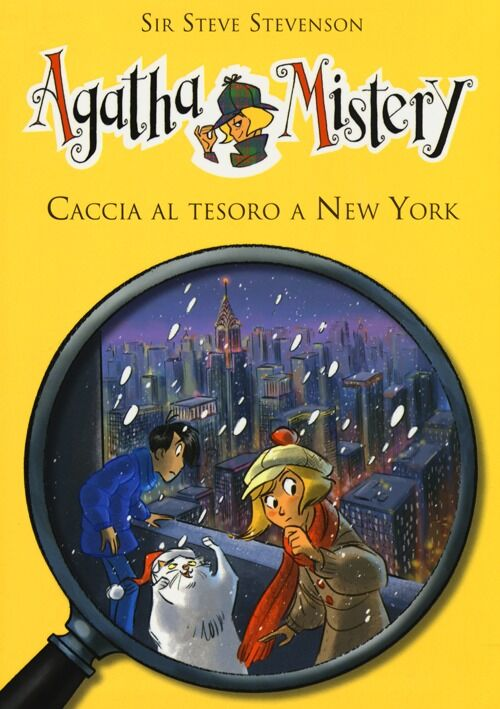 Caccia al tesoro a New York. Ediz. illustrata