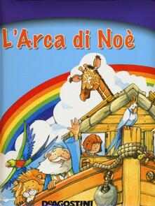 L' arca di Noè. Ediz. illustrata - copertina