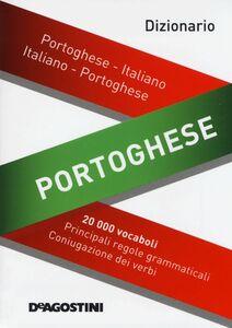 Libro Dizionario portoghese. Portoghese-italiano, italiano-portoghese