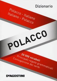 Dizionario polacco. Polacco-italiano, italiano-polacco - copertina