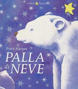 Libro Palla di neve Piers Harper