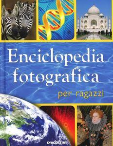 Enciclopedia fotografica per ragazzi