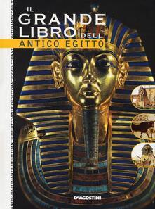 Il grande libro dell'antico Egitto - Alessandro Bongioanni - copertina