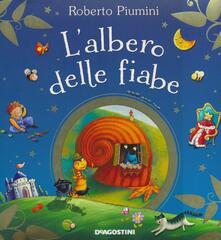 L' albero delle fiabe - Roberto Piumini - copertina