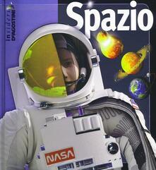 Spazio - Alan Dyer - copertina