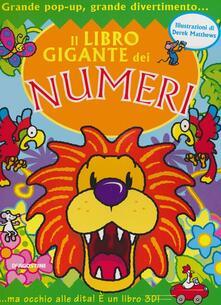 Secchiarapita.it Il libro gigante dei numeri. Libro pop-up Image