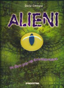 Alieni. Libro pop-up
