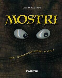 Mostri. Libro pop-up