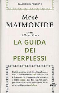 Libro La guida dei perplessi Mosè Maimonide