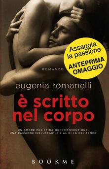 È scritto nel corpo - Eugenia Romanelli - ebook