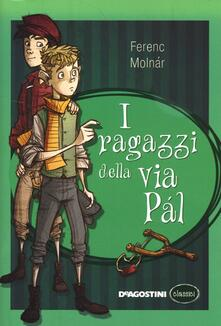 I ragazzi di via Pál. Ediz. integrale - Ferenc Molnár - copertina