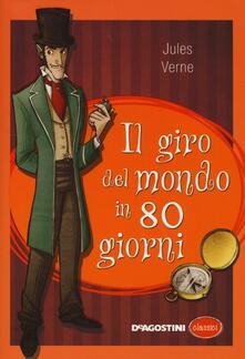 Il giro del mondo in ottanta giorni. Ediz. integrale - Jules Verne - copertina