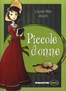 Piccole donne. Ediz. integrale - Louisa May Alcott - copertina
