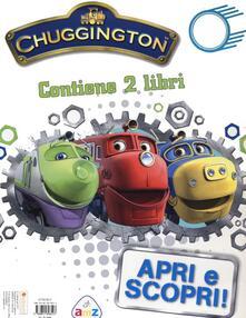 Squillogame.it Chuggington: Tutti in pista!-Benvenuti a Chuggington. Con gadget. Vol. 2 Image
