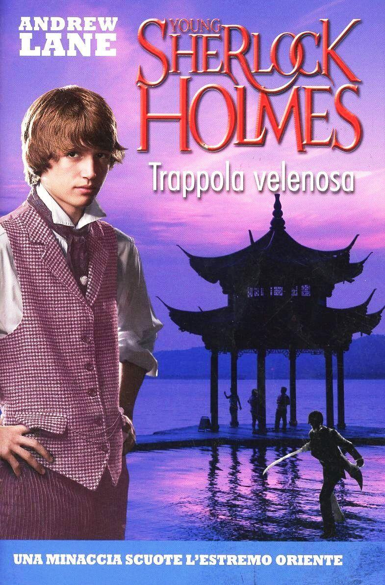 Trappola velenosa. Young Sherlock Holmes