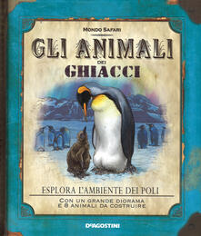 Gli animali dei ghiacci - Nancy Honovich - copertina