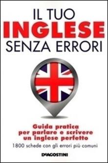 Il tuo inglese senza errori - Adrian Wallwork - copertina