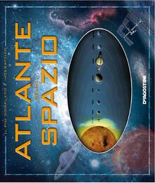 Antondemarirreguera.es Atlante dello spazio Image