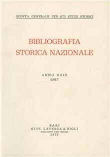 Bibliografia storica nazionale (1967). Vol. 29.pdf