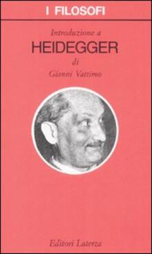 Antondemarirreguera.es Introduzione a Heidegger Image
