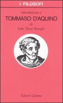Camfeed.it Introduzione a Tommaso d'Aquino Image