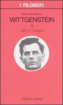 Writersfactory.it Introduzione a Wittgenstein Image