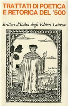Trattati di poetica e di retorica del Cinquecento. Vol. 4 - copertina