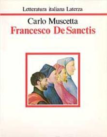 Francesco De Sanctis - Carlo Muscetta - copertina
