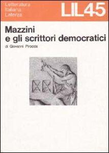 Mazzini e gli scrittori democratici