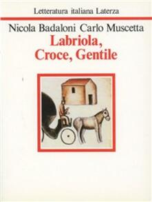 Tegliowinterrun.it Labriola, Croce, Gentile Image