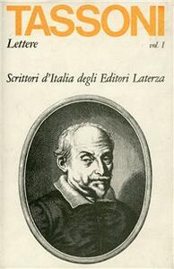 Lettere (1591-1619). Vol. 1