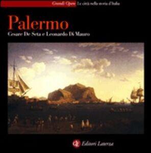 Libro Palermo Cesare De Seta , Leonardo Di Mauro
