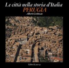 Perugia - Alberto Grohmann - copertina