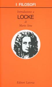 Libro Introduzione a Locke Mario Sina